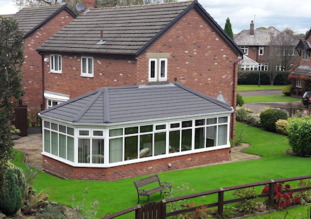 Replacement conservatory roof systems