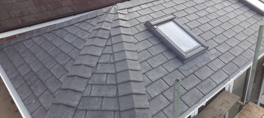 New replacement conservatory roofs