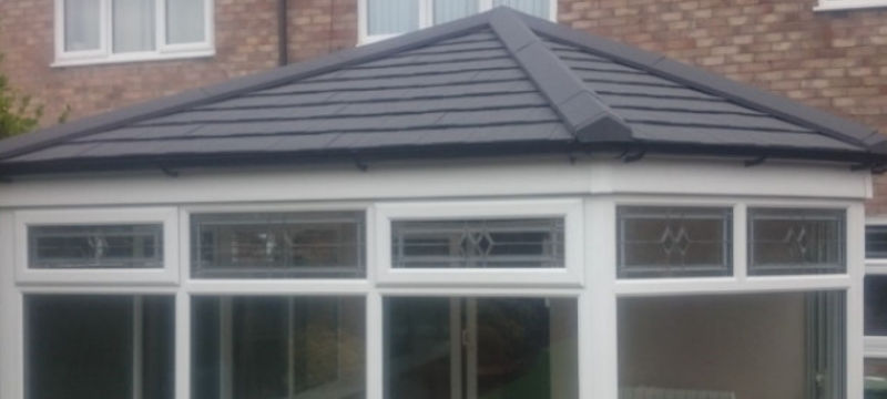 Replacement Conservatory Roof in Blackpool