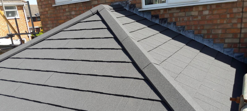 New conservatory roof Bispham