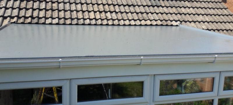 GRP Fibreglass roof Cleveleys