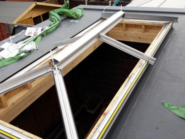 Sleek Skypod installed in Bispham
