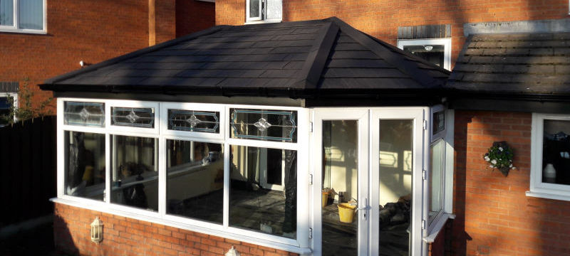 New conservatory roof Garstang