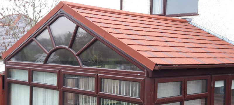 New conservatory roof Lancaster