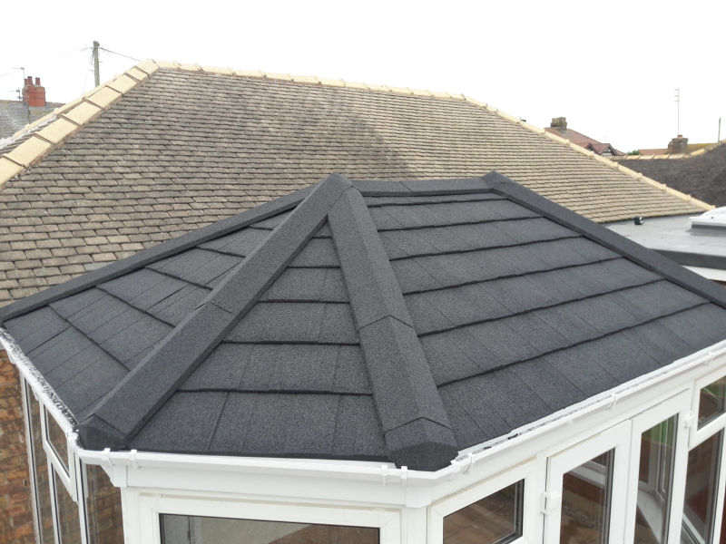 New Conservatory Roof in Lancaster