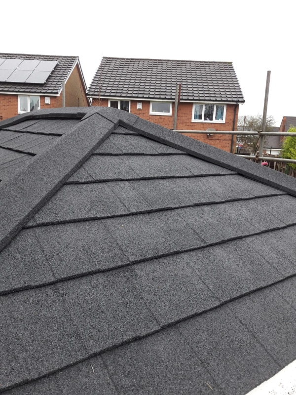 New Conservatory Roof in Preston