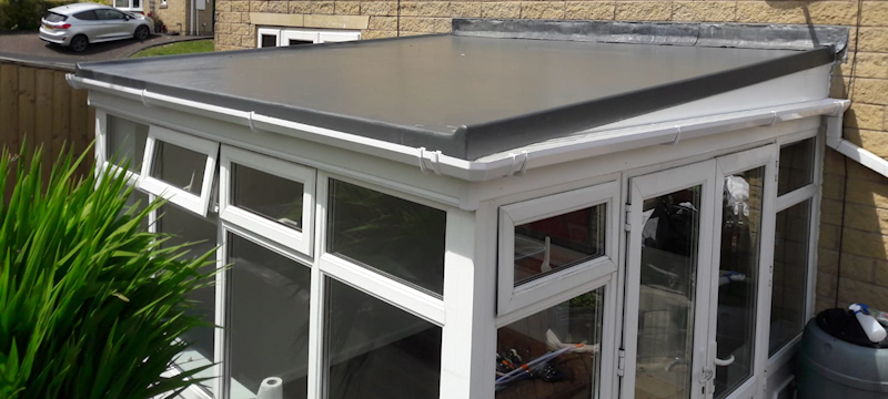 New Conservatory Roof Kirkham