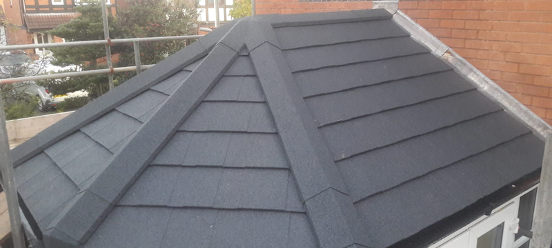New Conservatory Roof Blackpool