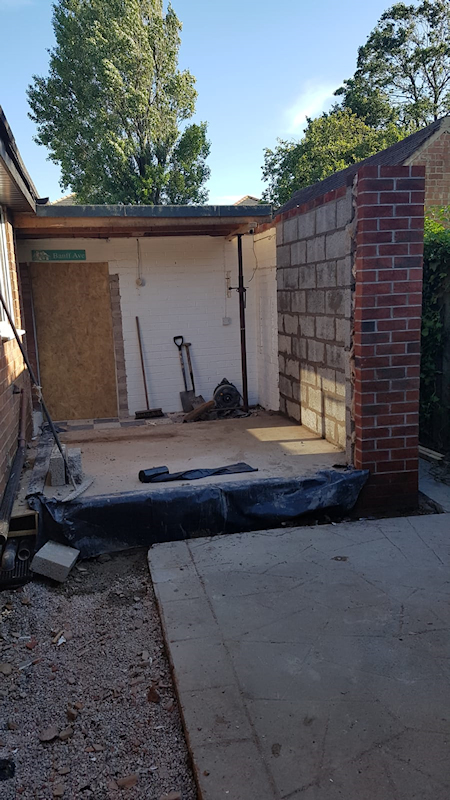 Another extension completed in Poulton-Le-Fylde
